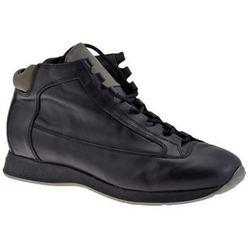 Scarpe Uomo Sneakers alte Docksteps GlobeMidCasualSneakers nero