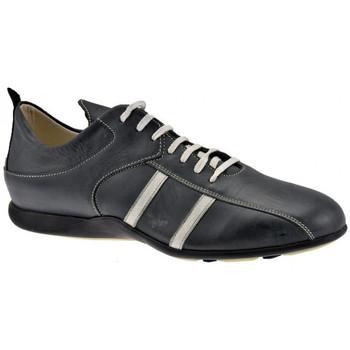 Scarpe Uomo Sneakers alte Docksteps ZybraCasualSneakers nero