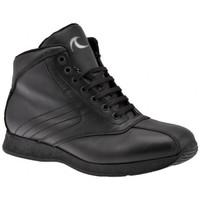 Scarpe Uomo Sneakers alte Docksteps Globe Alta Casual nero
