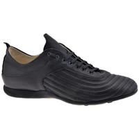 Scarpe Uomo Sneakers alte Docksteps Zybra Soccer Style Casual nero