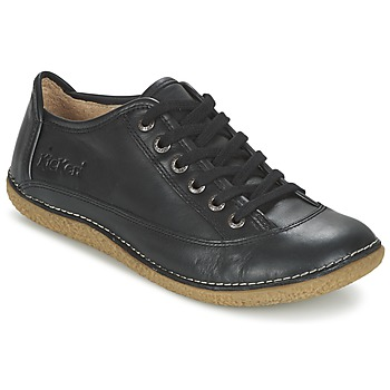 Scarpe Donna Derby Kickers HOLLYDAY Nero