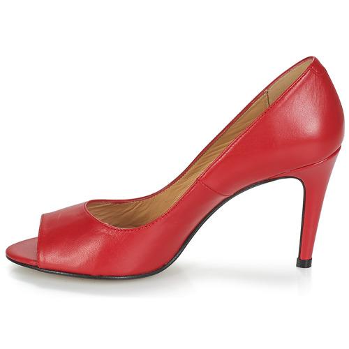 Betty London EMANA Rosso  68 Scarpe Décolleté Donna 68  319745