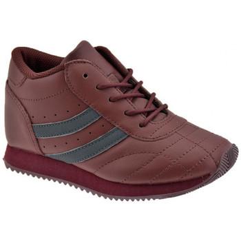 Scarpe Bambina Sneakers alte Chicco Trekker Sportive basse bordeaux
