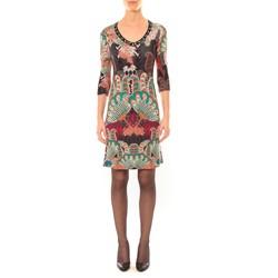 Abbigliamento Donna Abiti corti Custo Barcelona Robe Dem Cahir noir Nero
