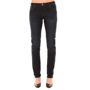 Abbigliamento Donna Jeans slim Comme Des Filles Comme des Garçons Jean Denim Avenue bleu foncé Blu
