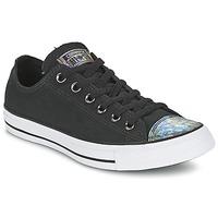 Scarpe Donna Sneakers basse Converse ALL STAR OIL SLICK TOE CAP OX Nero