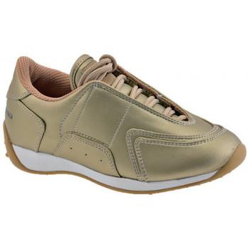 Scarpe Unisex bambino Sneakers basse Fornarina Lace Down Sportive basse oro