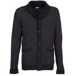 Abbigliamento Uomo Gilet / Cardigan Lee SHAWL CARDIGAN Blu