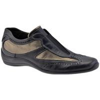 Scarpe Donna Sneakers alte Stonefly Zeppa Interna 20 Casual nero