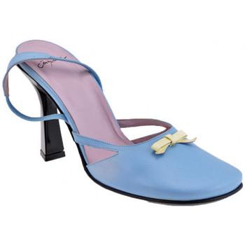 Scarpe Donna Sandali Josephine Fiocco Tacco 100 Sandali multicolore