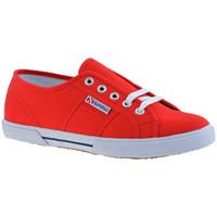 Scarpe Donna Sneakers basse Superga 2950 Sportive basse rosso