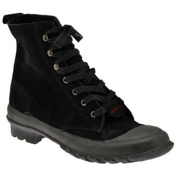 Scarpe Uomo Sneakers alte Superga 2976 Scarponcini nero
