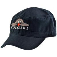 Accessori Uomo Cappellini Koloski Cap Logo Cappelli nero