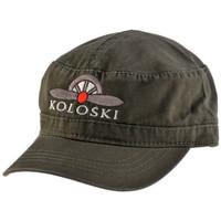 Accessori Uomo Cappellini Koloski Cap Logo Cappelli verde