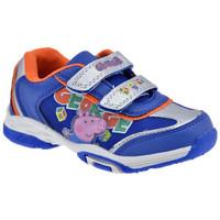 Scarpe Bambino Sneakers basse Dessins Animés George Sportive basse blu