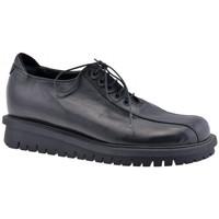 Scarpe Donna Sneakers alte Dockmasters AllacciatoCasualSneakers nero