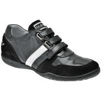 Scarpe Donna Sneakers alte Byblos Blu Sneakers Velcro Casual nero