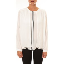 Abbigliamento Donna Top / Blusa La Vitrine De La Mode By La Vitrine Blouse H12 écru Beige