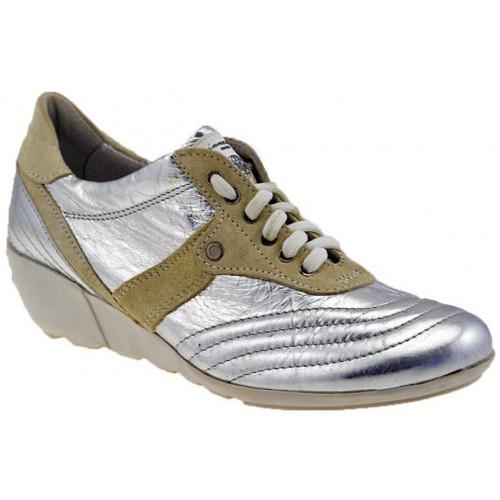OXS Agnen Zeppa argento - Scarpe Sneakers alte Donna 77,00