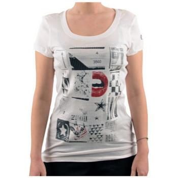 T-shirt Converse  Paillettes T-shirt