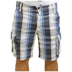 Abbigliamento Uomo Shorts / Bermuda Converse Bermuda Multicolor Pantaloncini grigio