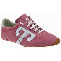 Scarpe Donna Sneakers basse Wushu Shoes Marziale Fashion Sportive basse rosa