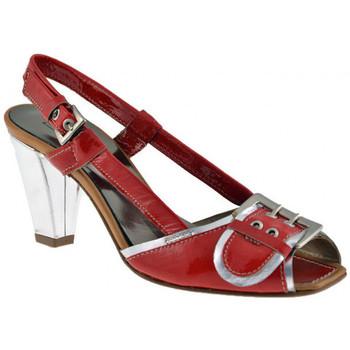 Scarpe Donna Sandali Progetto C225 Tacco 60 Sandali rosso