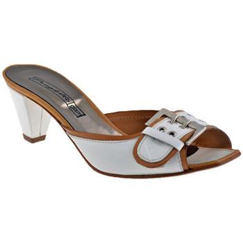 Scarpe Donna Sandali Progetto C233 Tacco 40 Sandali bianco