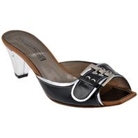 Scarpe Donna Sandali Progetto C233 Tacco 40 Sandali nero