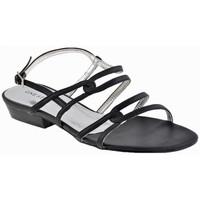 Scarpe Donna Sandali One Step Fibbia Tacco 20 Sandali nero