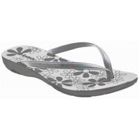 Scarpe Donna Infradito Inblu SY19 Classic Glitter Infradito bianco