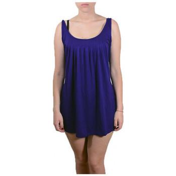 Abbigliamento Donna T-shirt maniche corte Datch VestitoT-shirt viola