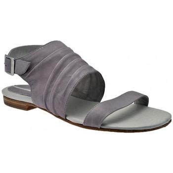 Scarpe Donna Sandali Donna Loka Sandali grigio
