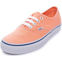 Scarpe Sneakers basse Vans Authentic Canteloupe/True White
