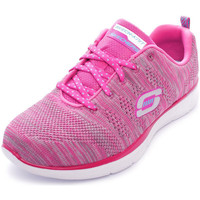 Scarpe Donna Sneakers basse Skechers First Rate Equalizer Pink