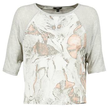 Abbigliamento Donna T-shirt maniche corte Mexx EXOTI Grigio
