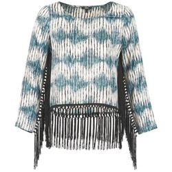 Abbigliamento Donna T-shirts a maniche lunghe Mexx AMBRELI Blu