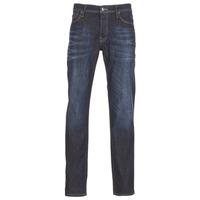 Abbigliamento Uomo Jeans dritti Jack & Jones CLARK JEANS INTELLIGENCE Blu