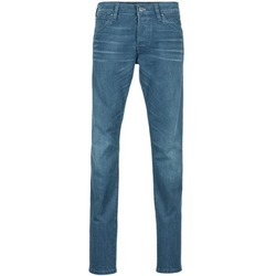 Abbigliamento Uomo Jeans slim Jack & Jones GLENN JEANS INTELLIGENCE MARINE