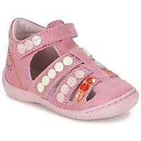 Scarpe Bambina Sandali Kickers GIFT Rosa