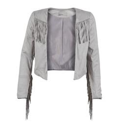 Abbigliamento Donna Giacche / Blazer Vero Moda HAZEL Grigio