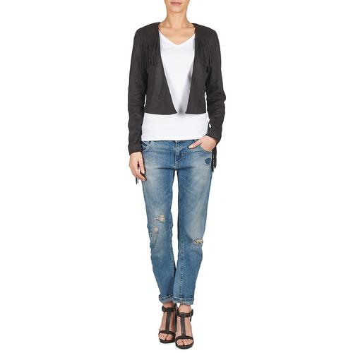 Gratuita Abbigliamento Moda GiaccheBlazer Donna Hazel Nero Consegna Vero 2750 oeQrdCWxBE