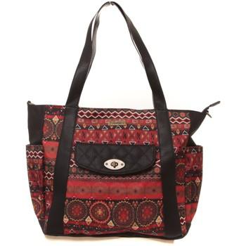 Borse Donna Tote bag / Borsa shopping Smash Sac Cecily rouge Rosso