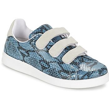 Scarpe Donna Sneakers basse Yurban ETOUNATE Blu / Jeans