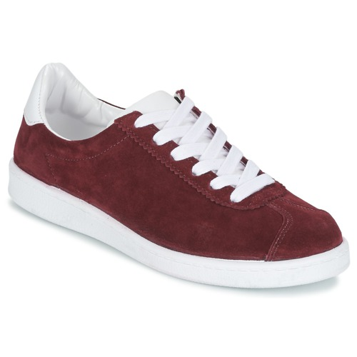 Yurban EMARTI Bordeaux Scarpe Sneakers basse Donna 39,00