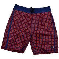 Abbigliamento Uomo Shorts / Bermuda Billabong BermudaSurfPantaloncini rosso/blu
