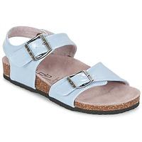 Scarpe Bambina Sandali LPB Woman J ROSE Blu