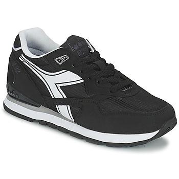 Scarpe Sneakers basse Diadora N-92 Nero / Bianco
