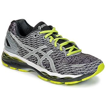 Scarpe Uomo Running / Trail Asics GEL-NIMBUS 18 LITE-SHOW Grigio