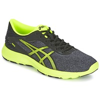 Scarpe Uomo Running / Trail Asics NITROFUZE Grigio / Giallo